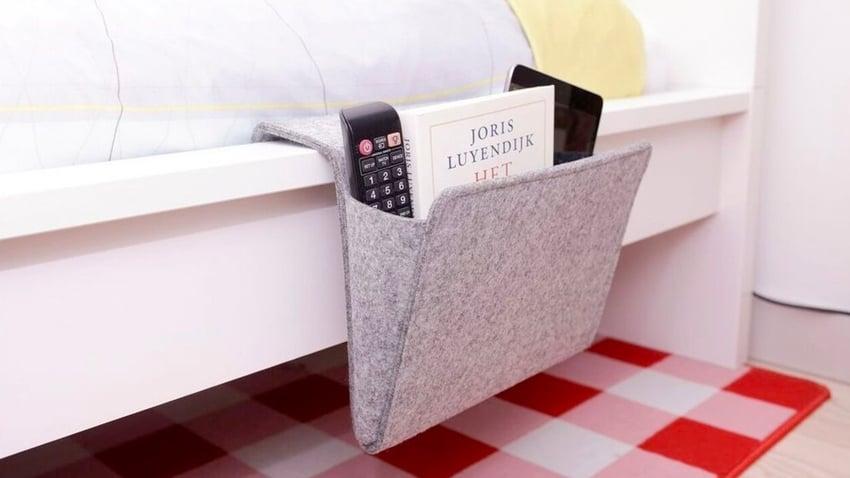 home3000 Bookmark Regal 3er-Set mit unsichtbaren B/ücherregalen in Weiss B/ücherregal und Lesezeichen zugleich