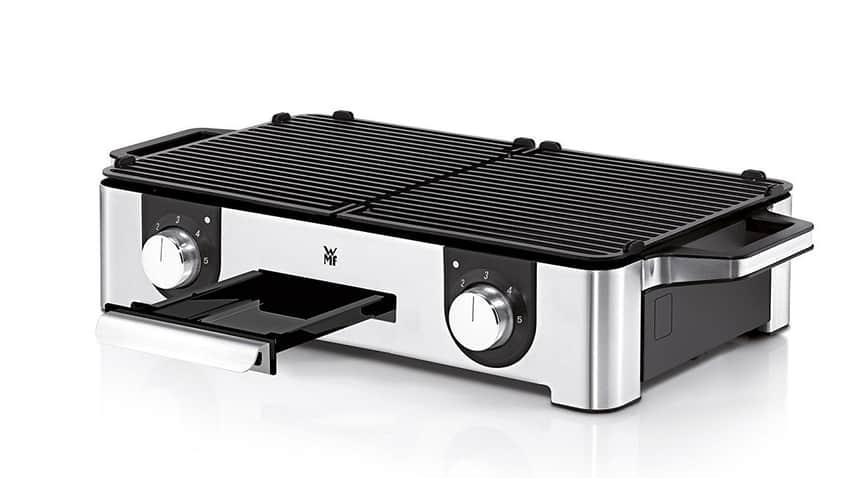 Wmf Lono Elektrogrill Für Drinnen Und Draußen : Schicker grill für drinnen draussen u wowstuff