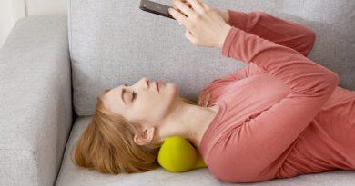 Bessere Körperhaltung – weniger Nackenschmerzen