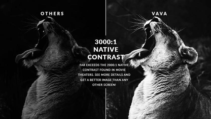 VAVA 4K Short-Throw Laser Projector » WOWStuff