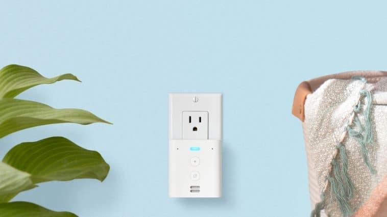Smarter Plug-in-Lautsprecher mit Alexa Echo Flex Wir stellen vor